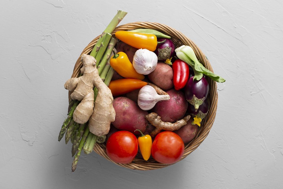 Jak przechowywać warzywa w domu?