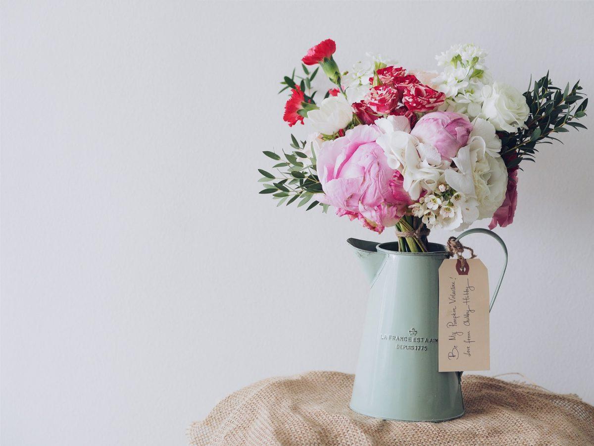Letnie bukiety z kwiatów polnych