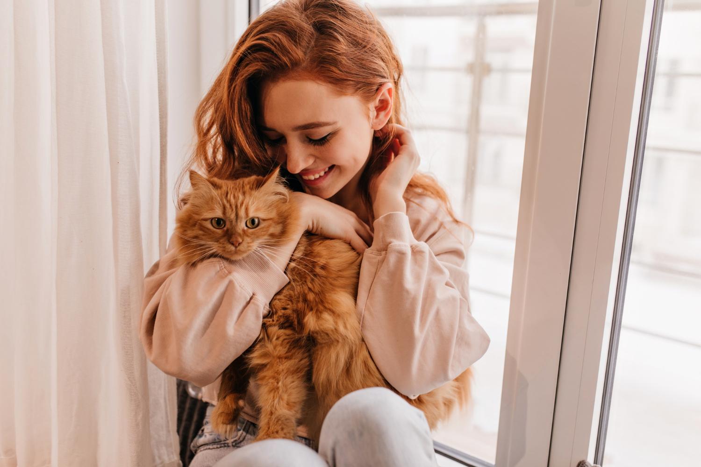 Jak głaskać kota, aby był zadowolony?